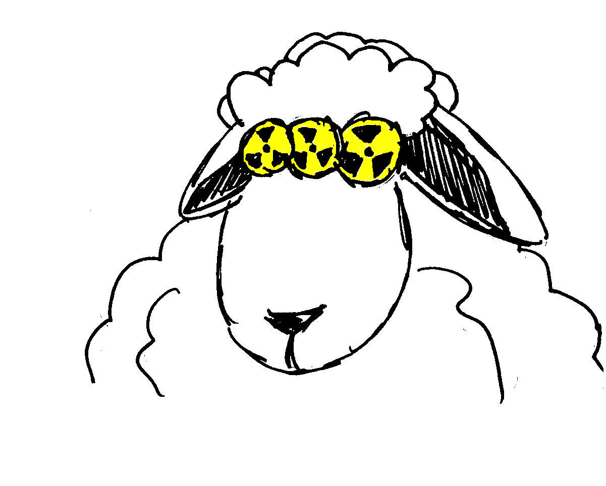 Winky the Sheep